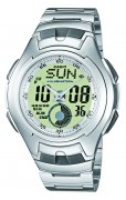 Pánské hodinky Casio AQ-160D-7B