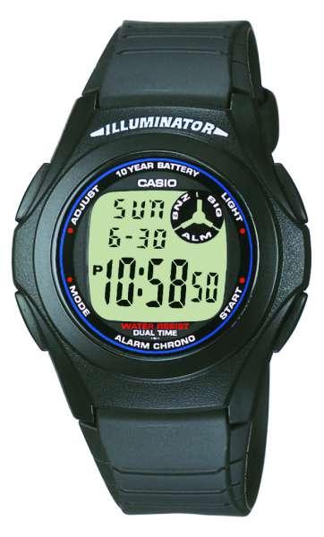 1f84988e675 Pánské hodinky Casio F-200