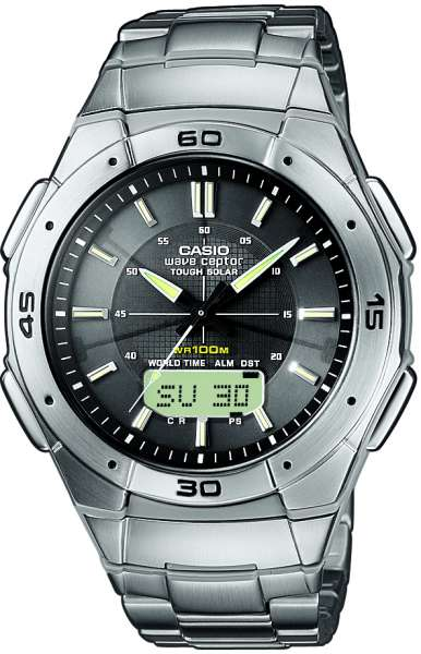 Pánské hodinky Casio WVA-470DE-1A