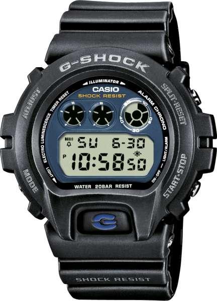 Pánské hodinky Casio DW-6900E-1