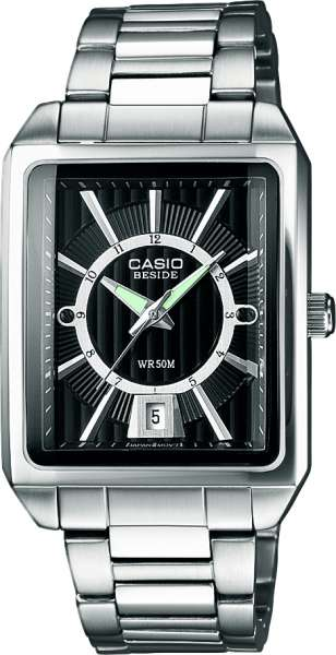 Pánské hodinky Casio BEM-120D-1A