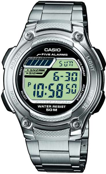 Casio  W-212HD-1A