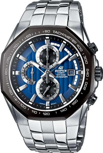 Pánské hodinky Casio EF531D-2A  WR100  (198)