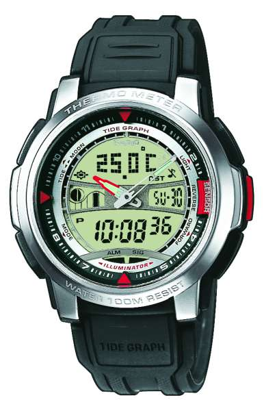 Casio AQF 100-7B  WR100  (342)