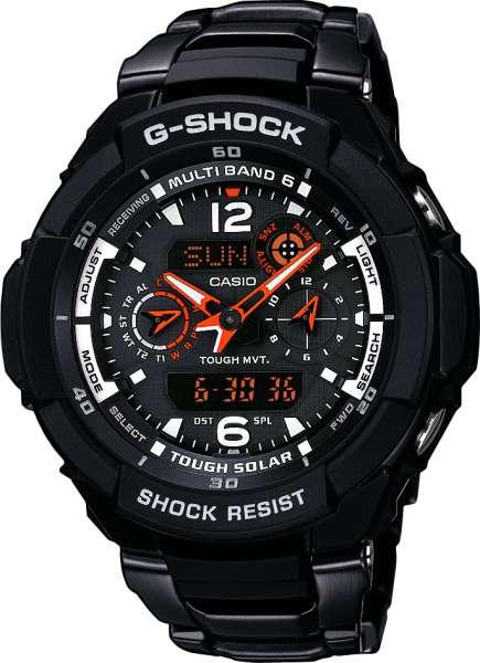 Pánské hodinky Casio GW-3500BD-1A