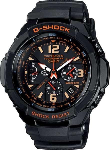Pánské hodinky Casio GW-3000B-1A