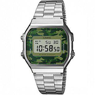 Náramkové hodinky Casio A168C-3  WR  (007)