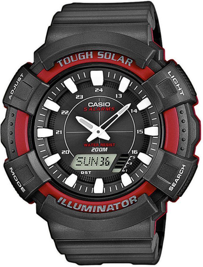 Pánské hodinky Casio AD S800WH-4A  WR200  (439)
