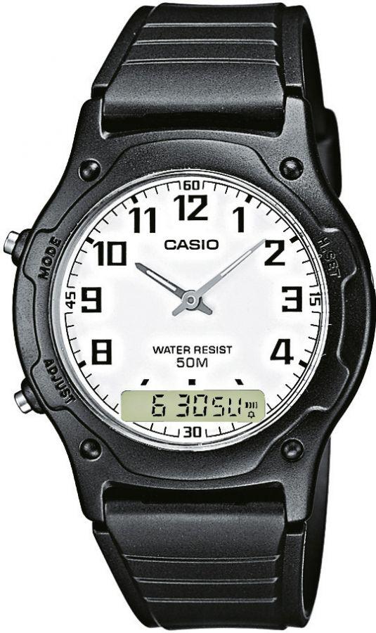 Pánské hodinky Casio AW49-7B  WR50  (1)