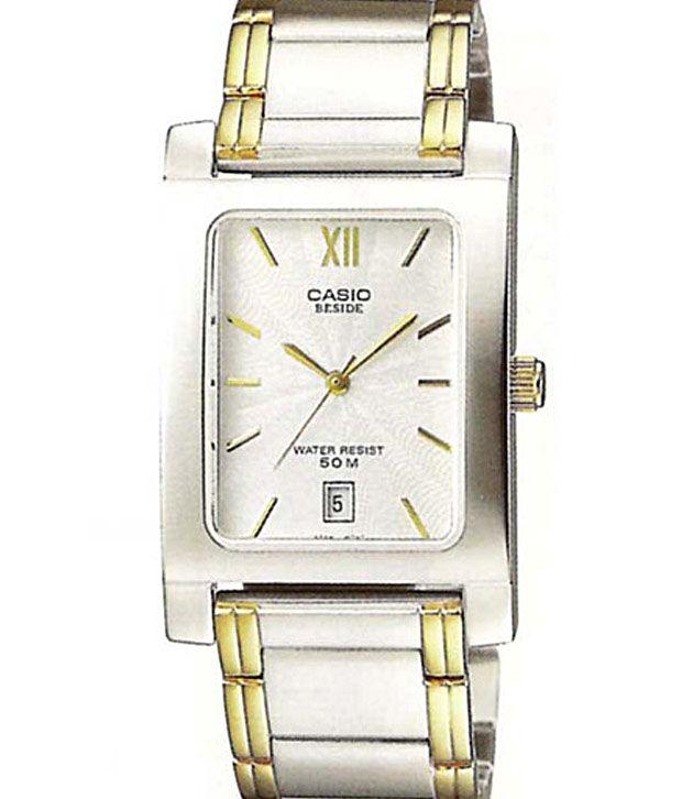 Pánské hodinky Casio BEM-100SG-7A