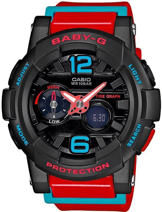 Dámské hodinky Casio BGA-180-4B 1083acc2f0