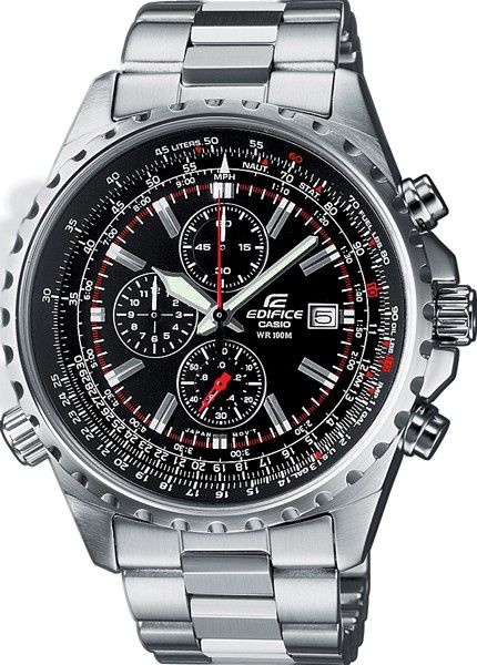 Pánské hodinky Casio EF527D-1A  WR100  (198)