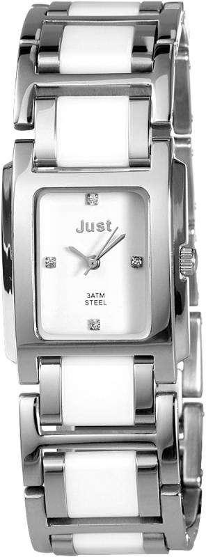 Dámské hodinky JUST 48-S6977 WH