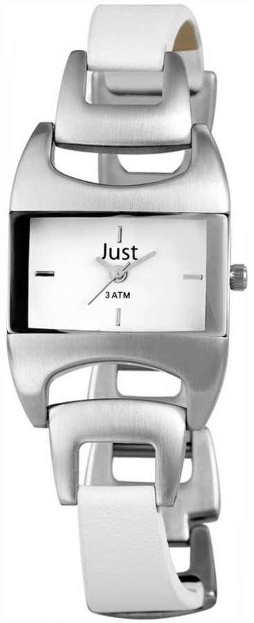 Dámské hodinky JUST  48-S7838-WH