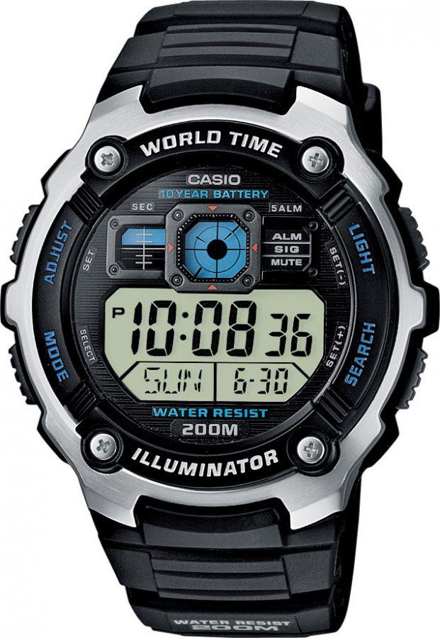 b2adff4aa09 Pánské hodinky Casio AE-1000W-1B