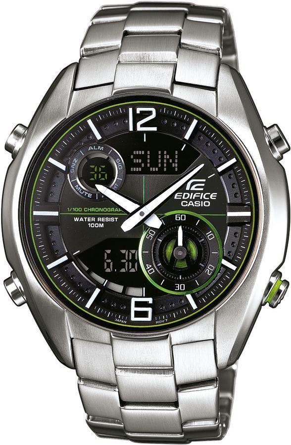 Pánské hodinky Casio ERA-200RB-1A 548a1283c55
