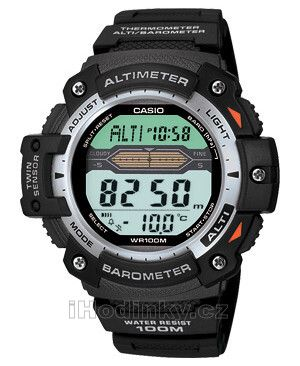Pánské hodinky Casio SGW-300H-1A