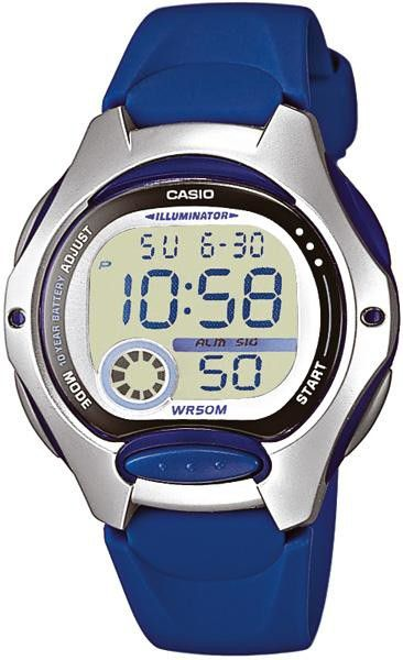 Dámské hodinky Casio LW-200V-1A 338e1046732