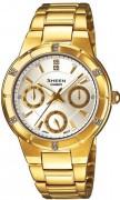 Dámské hodinky Casio SHE-3800GD-7A