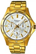 Dámské hodinky Casio SHE-3801GD-7A