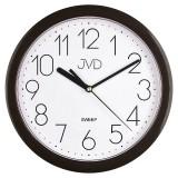 Nástěnné hodiny JVD HP612.3 černé