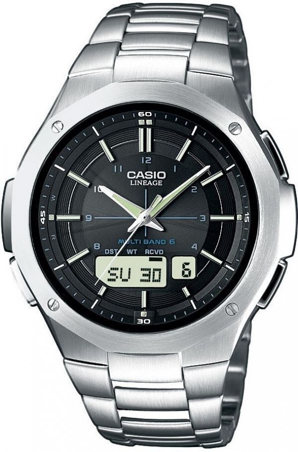 aec0e0306e4 Pánské hodinky Casio LCW-M160D-1A