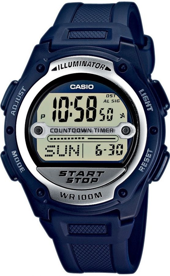 Casio W-756-2A