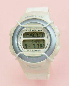 Dámské hodinky Casio BG-381LF-6A