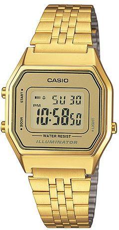 Dámské hodinky Casio LA680GA-9