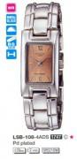 Dámské hodinky Casio LSB-108-4A