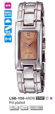 Casio LSB-108-4A