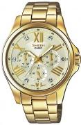 Dámské hodinky Casio SHE-3806GD-9A