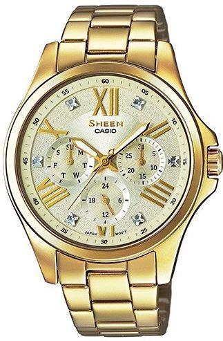 Dámské hodinky Casio SHE-3806GD-9A f502699f09