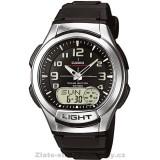 Pánské hodinky Casio AQ-180-1B