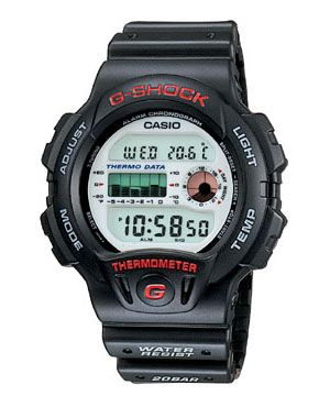 Casio DW-6100-7
