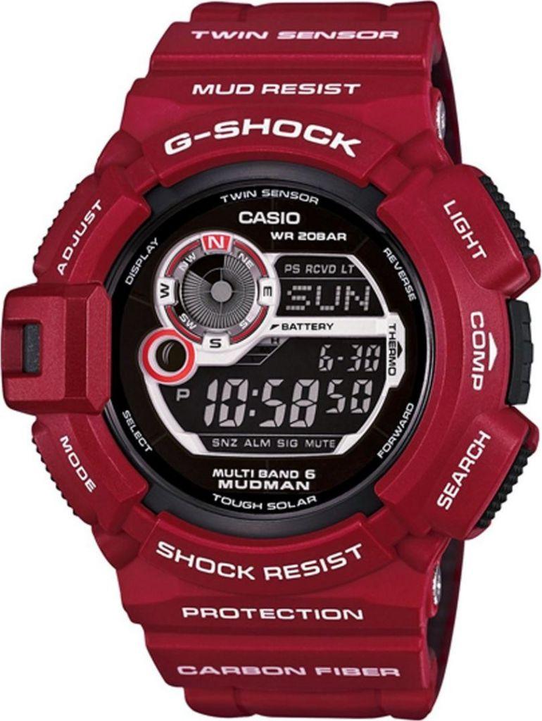 Casio G-9300RD-4
