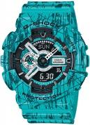 Pánské hodinky Casio GA-110SL-3A