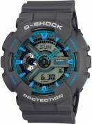 Pánské hodinky Casio  GA-110TS-8A2