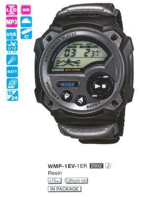 Casio WMP-1EV-1E