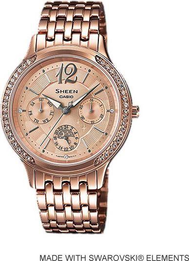 Dámské hodinky Casio SHE-3030PG-9A 55ff7ffe19a