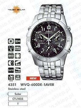 Casio WVQ-600DE-1A