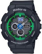 Dámské hodinky Casio BA-120-1B