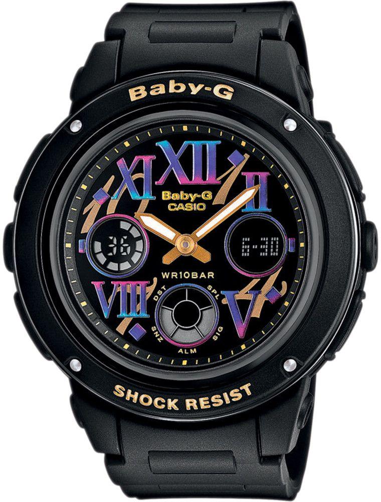 d0cda4b6b66 Dámské hodinky Casio BGA-151GR-1B