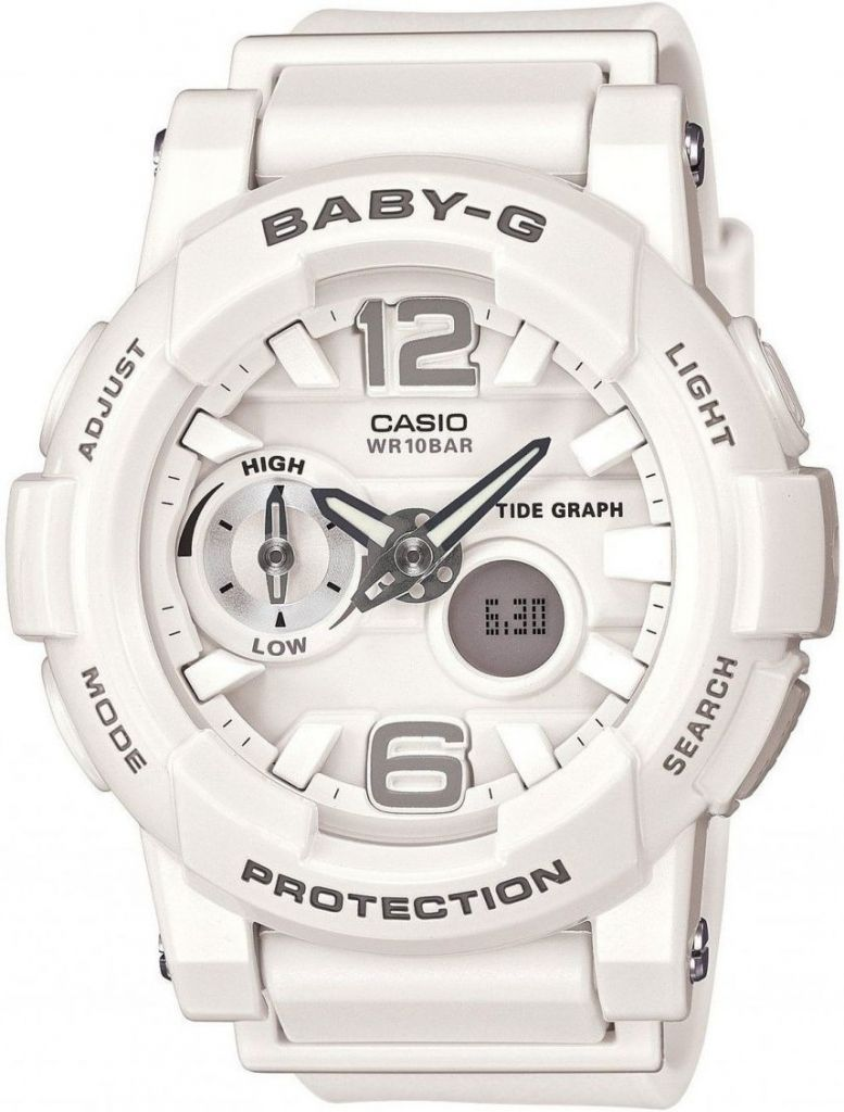 Dámské hodinky Casio BGA-180-7B1 aa70c18f2ec