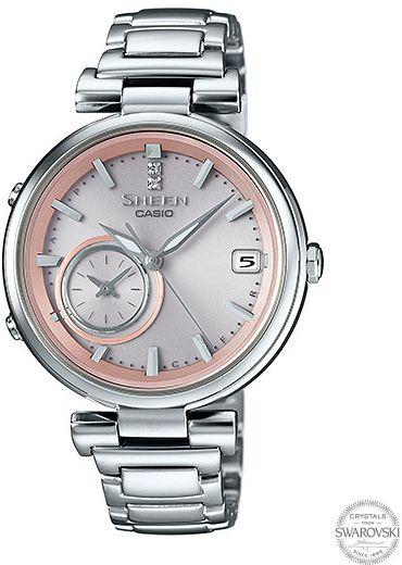Dámské hodinky Casio SHB-100D-4A a69863bf00f