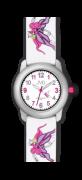 Dětské hodinky JVD J7161.2  bílo/růžové