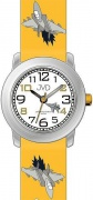 Dětské hodinky JVD J7162.2  žluté