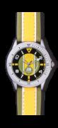 Dětské hodinky JVD W60.1  žluto/zelené