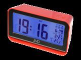 Digitální budík JVD SB130.1 červený