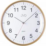 Nástěnné hodiny JVD HA16.3 zlaté